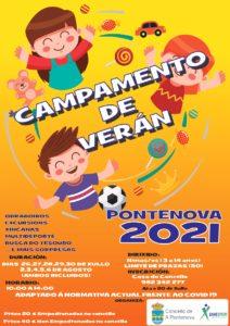 CAMPAMENTO DE VERÁN 2021